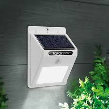 led solar powered motion sensor light impression drawing lightbox moreview