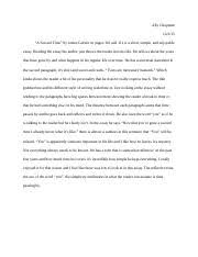 someone i love ally chapman someone i love essay review the  1 pages