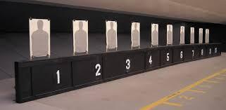 police shooting range