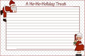 Recipe Cards Templates Free Printable Christmas Recipe Cards Template Download Them Or Print