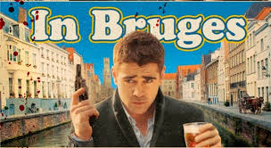 andrew lawrence s movie blog in bruges a movie review by andrew isn t it all those child abuse murders lately i do know a joke what s famous for chocolates and child abuse and they only
