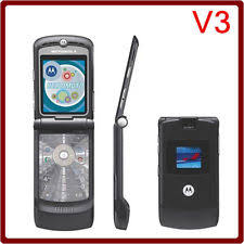 motorola flip phone 2005. 8 colour classic motorola razr v3 (unlocked) cellular flip phone gsm worldwide 2005