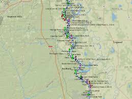 Inland Electronic Navigational Charts
