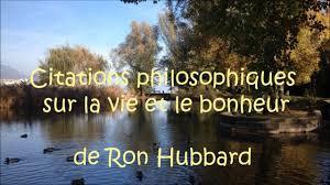 Citations Philosophiques Sur La Vie Et Le Bonheur