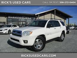 Used Cars for Sale Greensboro NC 27406 Rick's Used Cars