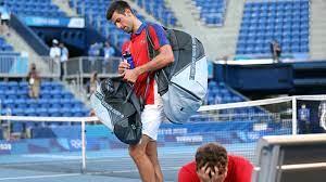 Tokyo 2020: Novak Djokovic returns ...