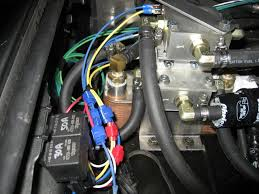 my duramax wvo conversion page 2 chevy and gmc duramax diesel also make sure the fass wires go far away from the temp and pressure wires i suggest routing the ground and 12v in the front the fass needs to be wired
