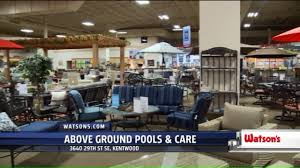 Watson s Ground Pools and Care