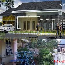 jasa desain rumah minimalis 2 lantai jasa pembuatan rumah