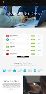 best job board wordpress themes for job sites job portals meshjobs is a sleek and modern interactive and engaging ambitious and easy to use intuitive and rapidly responsive wordpress job board website theme