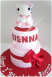 Hello Kitty Birthday Cake Birthday Cakes For Girls Children