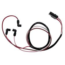 mustang engine gauge feed wiring harness 351w w a c 1969 engine gauge feed wiring harness air conditioning 351w 1969
