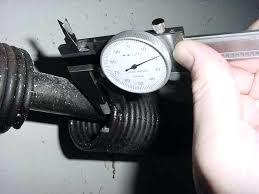replacing garage door spring replacing broken torsion springs on a garage door garage door spring replacement