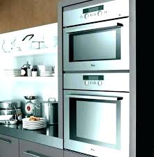 built in wall ovens built in wall oven microwave and oven combo cabinet wall custom built built in wall
