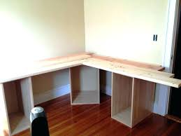 how to build an office. Build An Office Desk Building Your Own Cool Photo On Furniture Wondrous A Simple How To . O