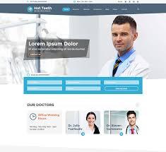 Dentist Joomla Template Hotthemes