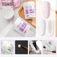 <b>ROSALIND</b> Acrylic Powder Gel For Nail Extension Nail Carving ...