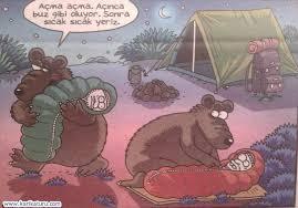 Kamp çadırı ( Günün fıkrası )
