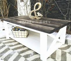 rustic outdoor coffee table lovely 42 diy ideas for tables to woo