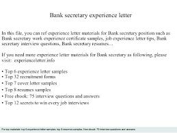 Secretary Resume Cover Letter Medical Secretary Resume 13 Company
