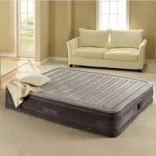 Comfort Plush <b>Mid</b>-<b>Rise Air Bed</b> by <b>Intex</b> | Montgomery Ward