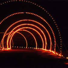 Clinton Symphony Lights Holiday Drive Through Light Displays