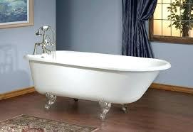 how much does a cast iron tub weigh 4 foot cast iron bathtub cast iron traditional roll rim bathtub 3 sizes 5 foot cast