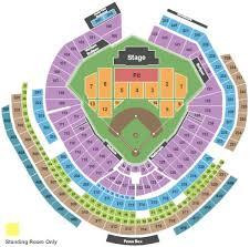 Nationals Park Concert Seating Chart Nationals Park Tickets And Nationals Park Seating Chart