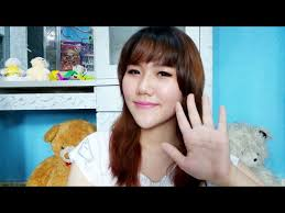 simple korean makeup tutorial makeup mudah ala korea insram giveaway