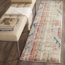 Overstockcom The Curated Nomad Bernal Vintage Bohemian Distressed Runner Rug  2u0026x27