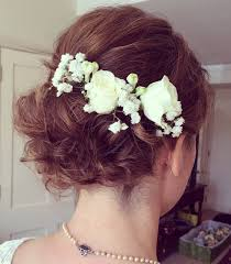 "Hairstyles For Bridesmaids 90 Inspiration 24 Best Short Wedding Hairstyles That Make You Say ""Wow"""