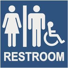 Unisex bathroom unisex bathroom logo clip art at clker vector clip Interesting Unisex Bathroom