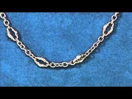 scott kay sterling bolo link necklace or bracelet on qvc