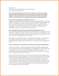 Examples Of Personal Statements Examples Of Personal Statements For Grad School Ideas Of Best Ideas