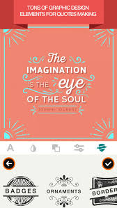 Best Quote Maker App Fascinating Quote Maker Quote Creator Make Quotes Typography Apps 48Apps