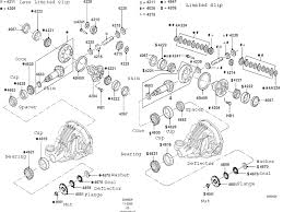 i am changing the differential bearing on my 2002 ford explorer i 2000 ford explorer transmission slipping at 2002 Ford Explorer Transmission Diagram