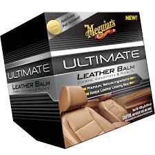 meguiar s ultimate leather balm g18905 5 64 oz paste