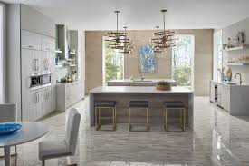 contemporary design may call to mind images of sleek and cold interiors but this airy american modern kitchen by plain fancy custom cabinetry