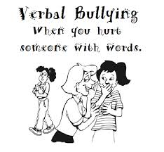 Small Picture Bullying Coloring Pages