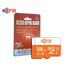 Thẻ nhớ MicroSD FB-LINK 128GB - BOX C10 (Chuyên Camera IP) - CHÍNH HÃNG