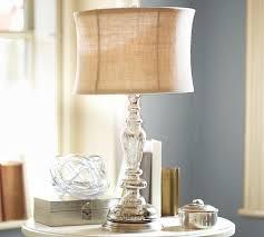 mercury glass lighting fixtures. Leera Antique Mercury Glass Table Lamp Base Lighting Fixtures G
