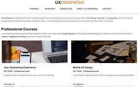 Google Ux Design Course Study Ux Design Informally In Jakarta Andiastika Intan