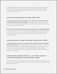Resume Format First Job Custom Resume Template After First Job Unique ♬ 48 Resume Examples For