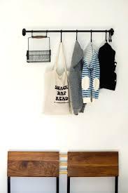 over the door coat rack best back hooks images on hanger hook rail and  hanging wire