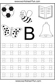 Letter Tracing Templates Free Printable Letter Tracing Worksheets For Kindergarten 26