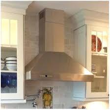 30 stainless steel range hood inch with light vesta 860cfm under cabinet vented samsung black s