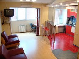 one room studio apartment