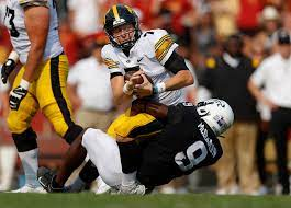 Iowa State football vs. Iowa report ...
