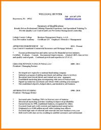 7 Loss Prevention Resume Addressing Letter