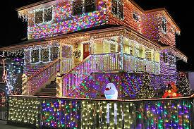 Christmas Lights Santa Cruz Westside Santa Cruz Dazzling Christmas Lights Display Wows